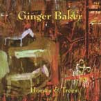 Ginger Baker Horse & Trees