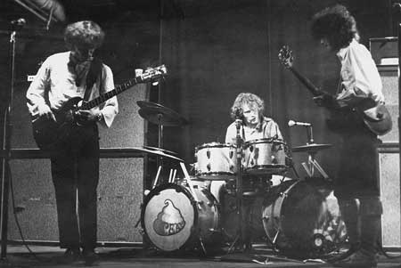 Cream BBC recordings