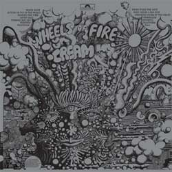 Wheels of Fire back cover