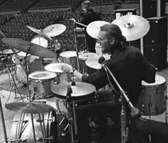 Ginger Baker S Drum Gear