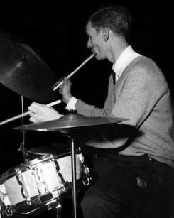 Ginger Baker's early years