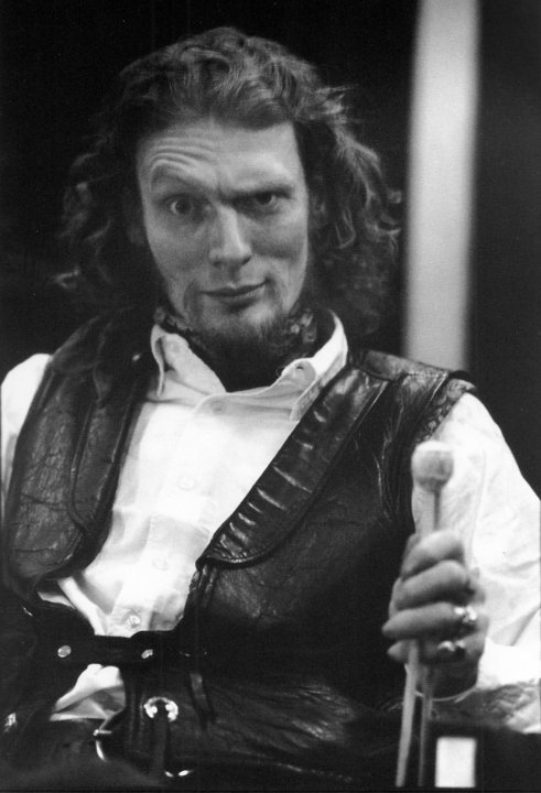 how tall is ginger baker