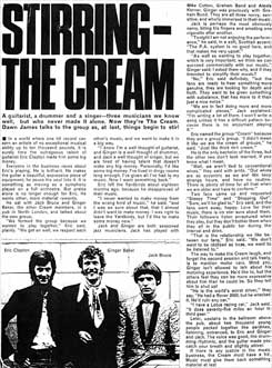 Cream supergroup