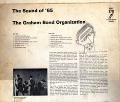 Back Cover Sound of 65