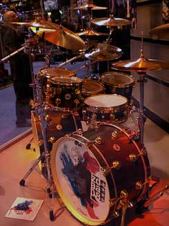 Ginger Baker S Drum Gear