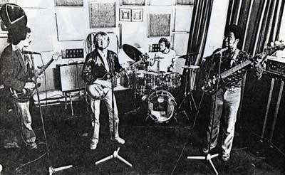 The Official History Archives of Ginger Baker